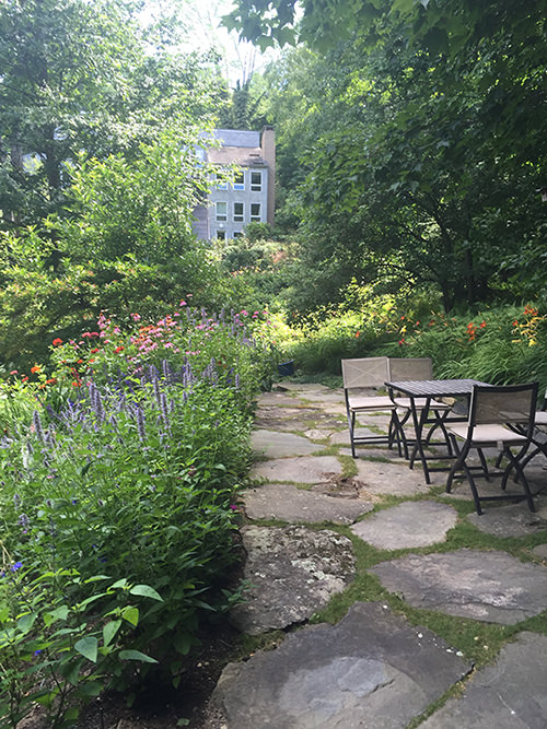 Custom garden design and installation Litchfield County CT